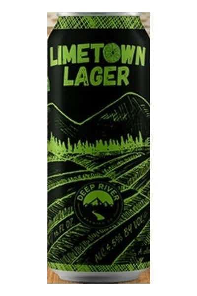 Deep River Limetown Lager