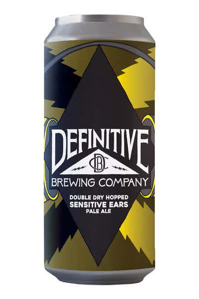 Definitive DDH Sensitive Ears Pale Ale w/ Galaxy