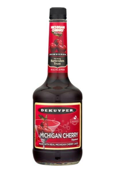 DeKuyper Michigan Cherry Liqueur