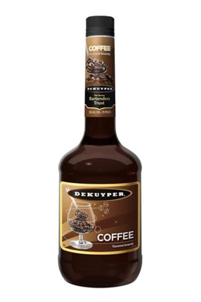 DeKuyper Coffee Flavored Brandy