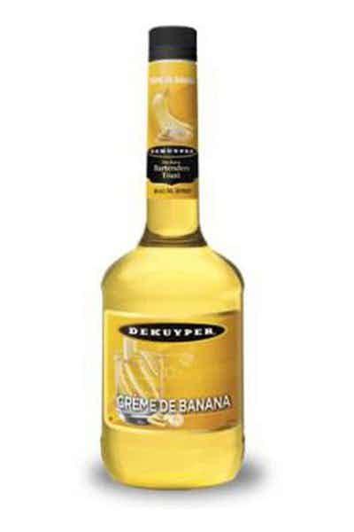 DeKuyper Crème De Banana Liqueur