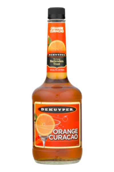 DeKuyper Orange Curaco Liqueur