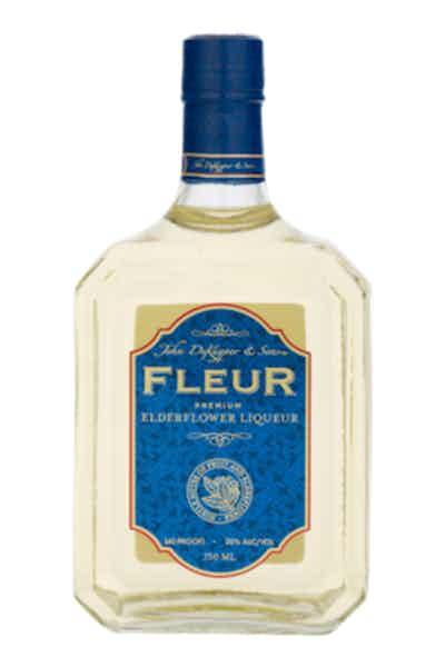 JDK & Sons Fleur Elderflower Liqueur