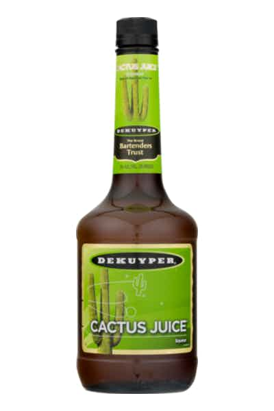 DeKuyper Cactus Juice Schnapps Liqueur