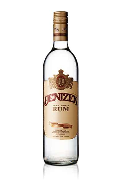 Denizen Rum Aged White