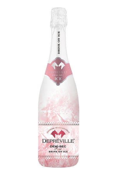 Depreville Demi Sec Ice Rose