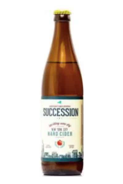 Descendant Succession Cider