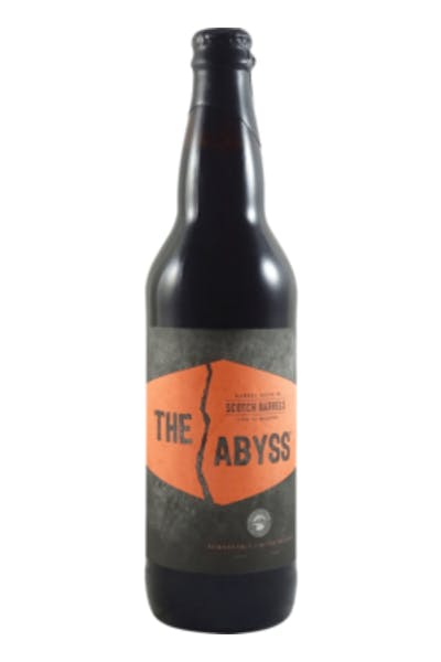 Deschutes The Abyss Aged in Scotch Barrels