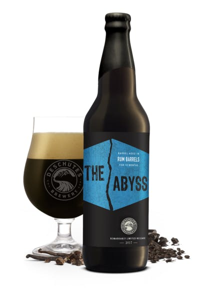 Deschutes The Abyss Aged in Rum Barrels