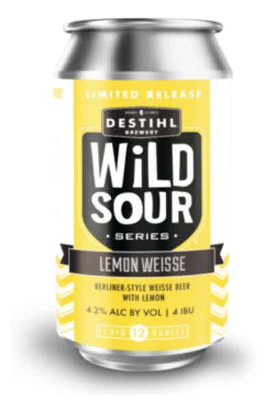 Destihl Brewery Lemon Weisse