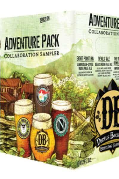 Devils Backbone Brewing Company Adventure Pack