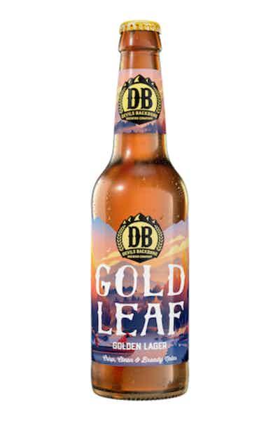 Devils Backbone Gold Leaf Lager