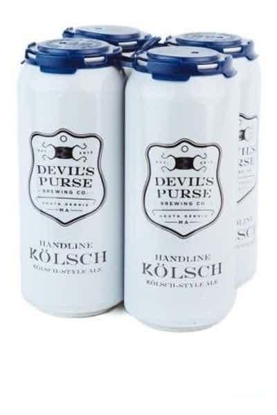 Devil's Purse Handline Kolsch