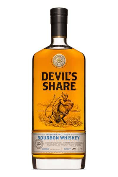 Devils Share Bourbon