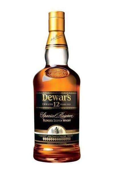 Dewar's Special Reserve 12 Year