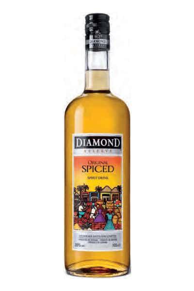 Diamond Reserve Spiced Rum
