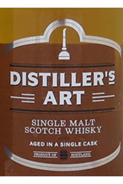 Distillers Glen Keith 20 Year 1996