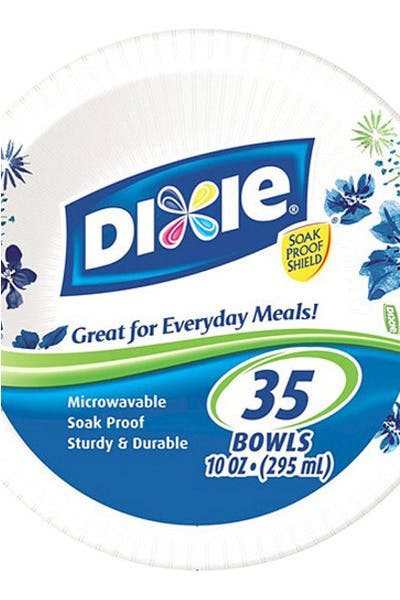 Dixie Everyday Paper Bowls