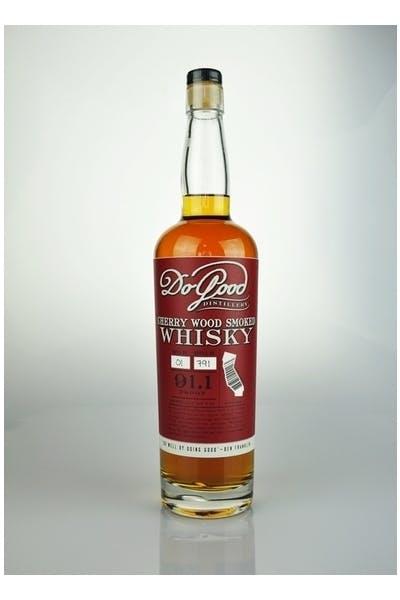 Do Good Cherry Wood Smoked Whiskey