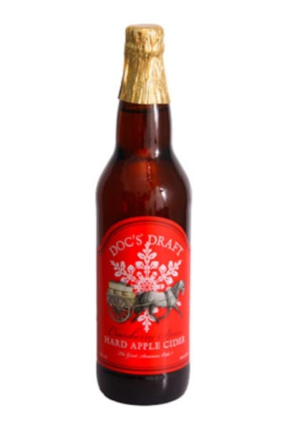 Doc's Draft Cranberry Spice Hard Cider