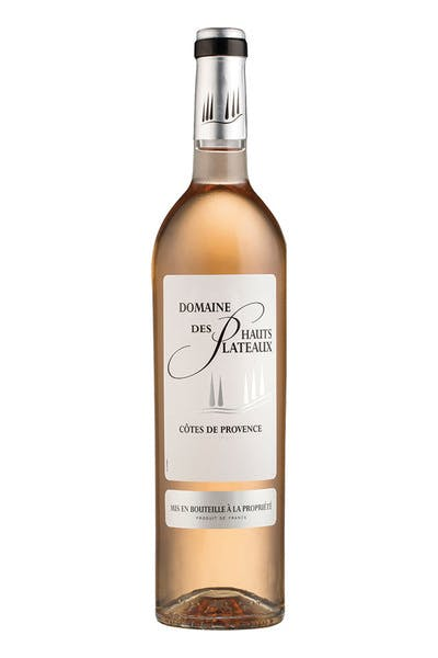 Dom Des Hauts Plateaux Rose Cotes De Provence