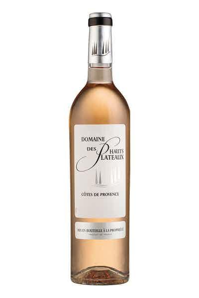 Dom Des Hauts Plateaux Rosé Cotes De Provence