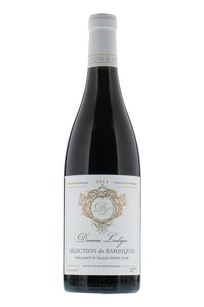 Dom Loubejac Pinot Noir Barriques Willamette Valley