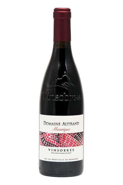 Domaine Autrand Mosaique Vinsobres Cdr