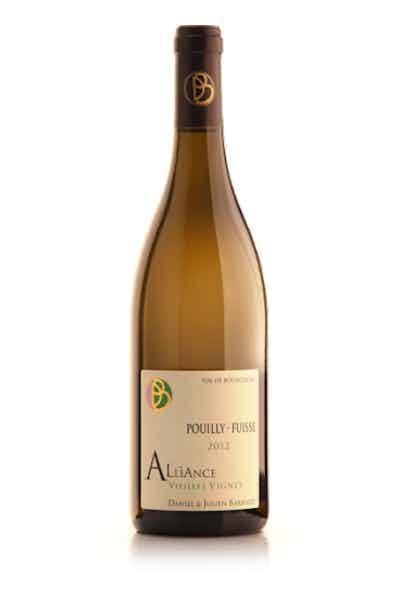 Domaine Barraud Pouilly-Fuisse Alliance Vieilles Vignes