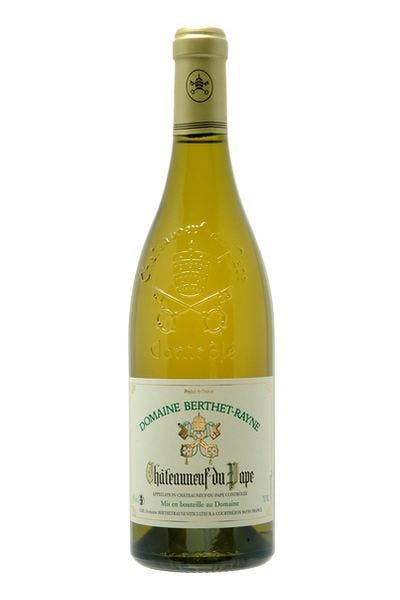 Domaine Berthet Rayne Chat Du Pape