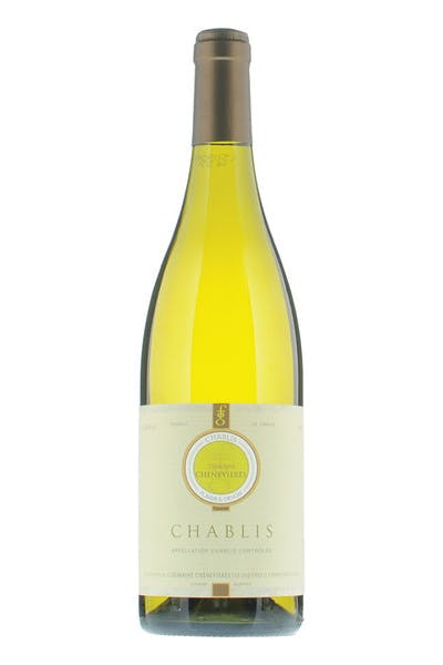 Domaine Chenevieres Chablis