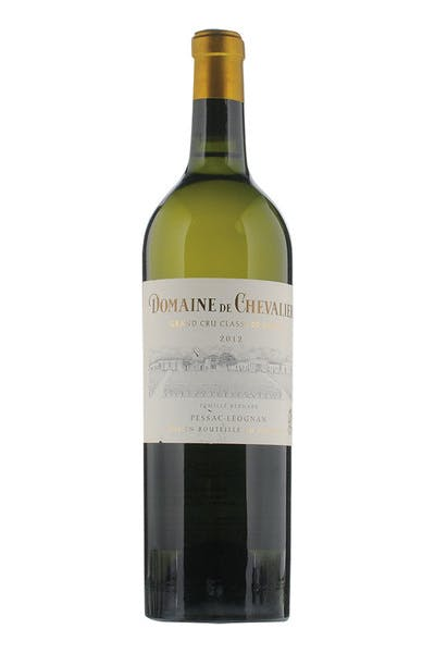 Domaine De Chevalier Blanc Pessac 2012