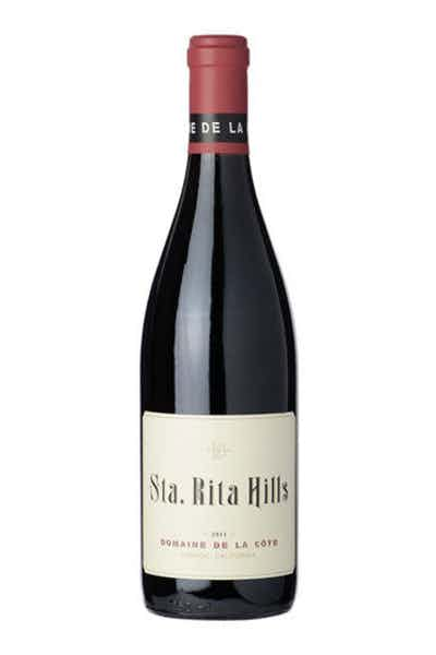 Domaine De La Cote Sta Rita Hills Pinot Noir 2014