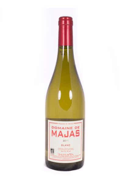 Domaine de Majas Cote Catalanes Blanc
