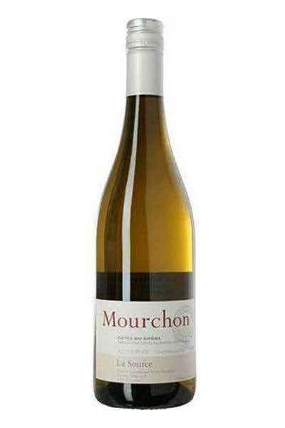 Domaine de Mourchon Cotes du Rhone La Source Blanc