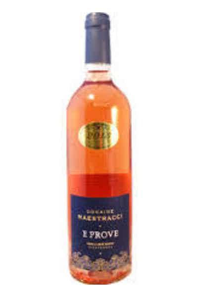 Domaine Maestracci E Prove Rosé