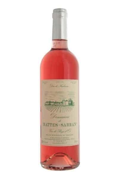 Domaine Mattes-Sabran Rose