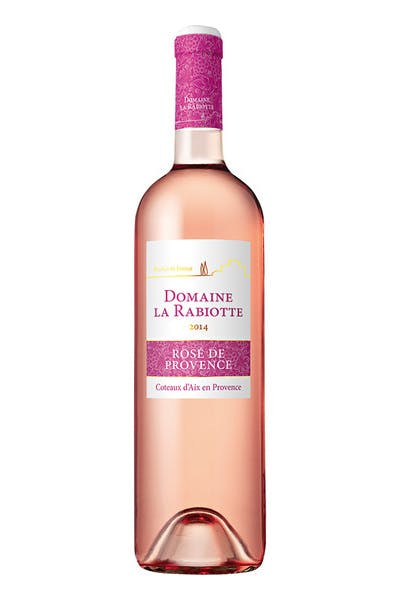 Domaine Rabiotte Aix Provence Rose