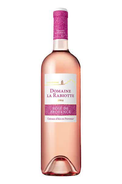 Domaine Rabiotte Aix Provence Rosé