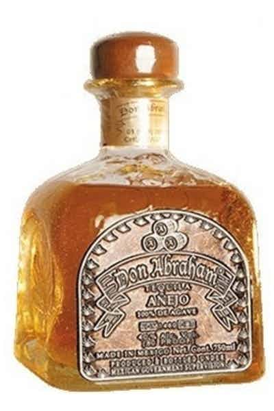 Don Abraham Organic Tequila Extra Anejo