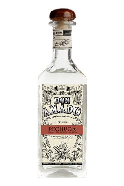Don Amado Mezcal Pechuga