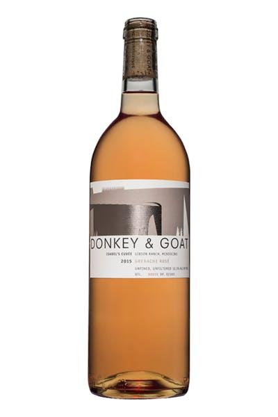 Donkey & Goat Isabel's Cuvée Grenache Rosé