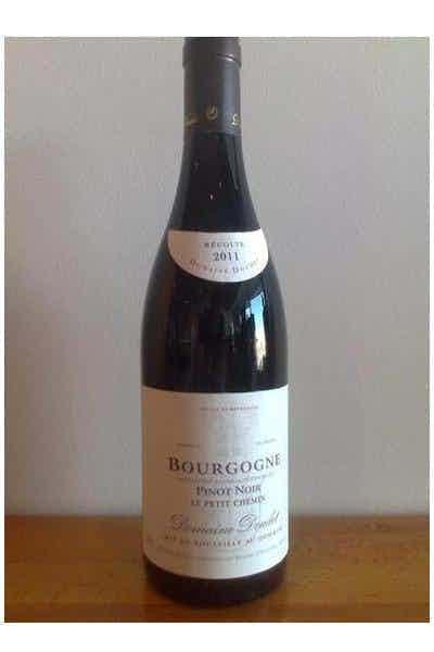 Doudet-Naudin Vicomtee Bourgogne Rouge 2010