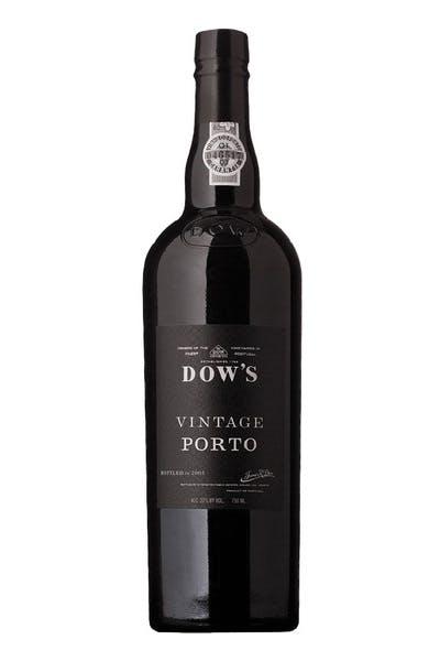 Dow's Vintage Port 2003