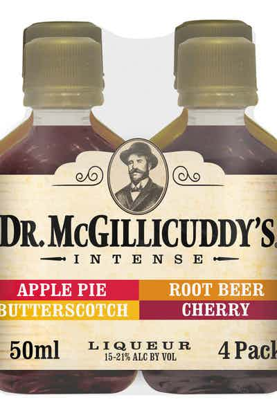 Dr McGillicuddy's Variety Four Pack