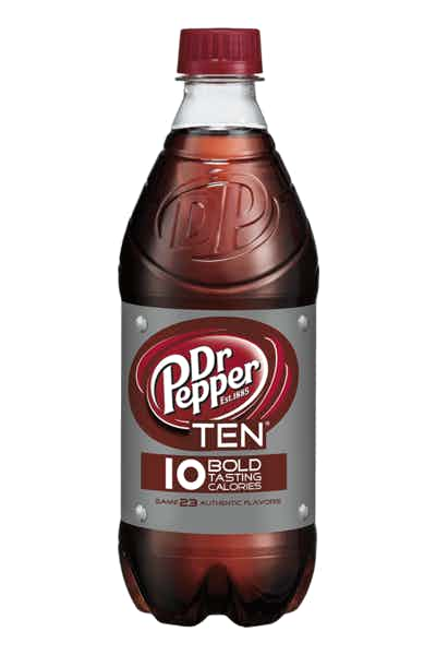 Dr. Pepper Ten
