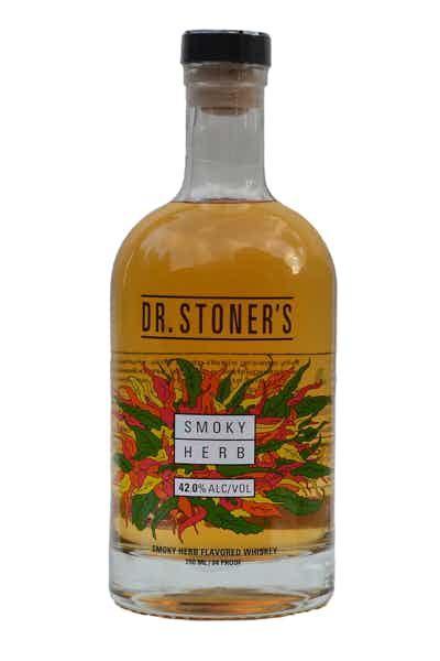 Dr. Stoner's Smoky Herb Whiskey