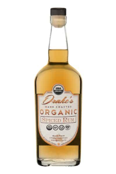 Drake's Organic Spiced Rum