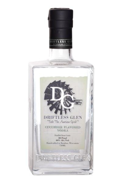 Driftless Glen Cucumber Vodka