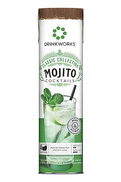 Drinkworks Classic Collection Mojito Cocktails